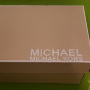 2 pairs of michael kors sandals
